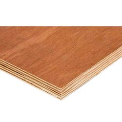 Brown Plain Decorative Plywood Sheet