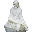 Sai Baba Sitting Statue