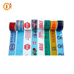 Good Chemical Resistance Advertising Custom Logo Printed Packing Tape