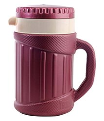 Plastic Thermos Insulated Flask, Capacity: 1 Liter