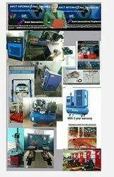Garage Equipment Machine Set