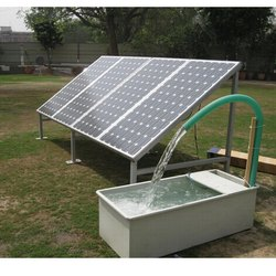 Solar PV Pumping System