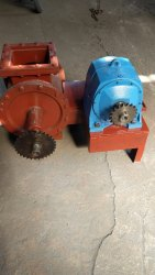 Sico Sol Cast Iron Rotary Valves, Size: 200-600 Mm