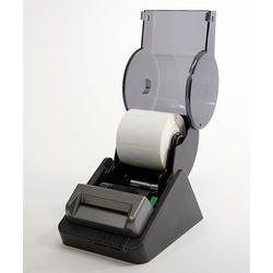 Black Smart Label Printer