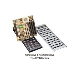 Conductive and Non Conductive Fixed PCB Carriers