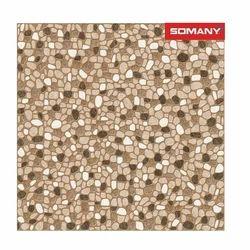 Somany 11.5 mm Pierre Brown Floor Tile