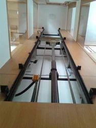 Machine Room Less Hydraulic Lift