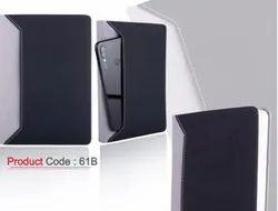 PREMIUM NOTEBOOK WITH MOBILE POCKET