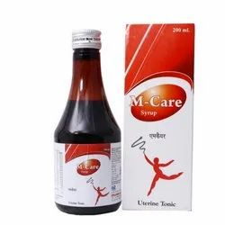 Solemn Biotech Liquid M-Care Syrup, Packaging Size: 200 Ml, Packaging Type: Box And Bottle