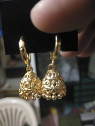 Gram Gold Earrings