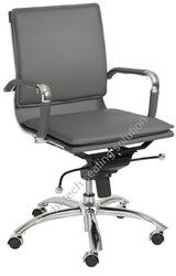 Medium Back Cushion Office Chair