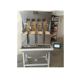 Automatic 4 Head Pouch Packaging Machine