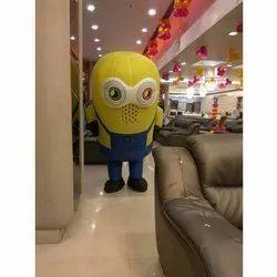 Custom Mascot Inflatables