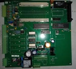 SWA Copper,Fiber Glass ET 2000 Weigh Feeder Control Board, Thickness: 2 To 5 Mm