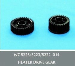 Heater Drive Gear WC 5225 / 5223/5222-014