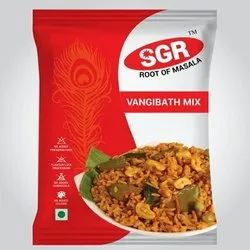 SGR Vangibath Mix Masala, Packaging Size: 20 Gm, Packaging Type: Packets