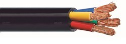 Copper Polycab Industrial Flexible Cables, 90m