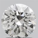 1.50ct Lab Grown Diamond CVD E VS1 Round Brilliant Cut IGI Certified Stone