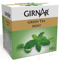 Girnar Mint Green Tea Bag