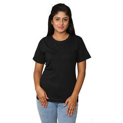 Womens Round Neck T Shirt
