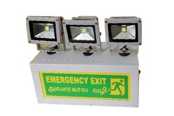 Industrial Emergency Exit Lights