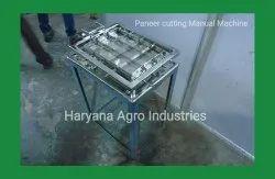 Manual Paneer Cutting Machine