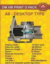 A6-Desktop Type Conveyor 2