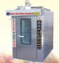 18 Tray Diesel Rack Oven
