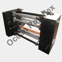 Automatic Four-Shaft Turret Exchange Slitter Rewinder