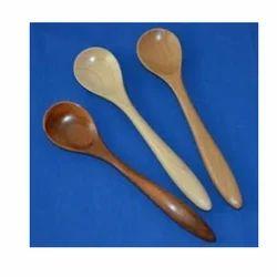 Wooden Spoon in Moradabad, लकड़ी की चम्मच