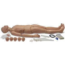 CPR Manikin With Electronics - Full-Body Trauma