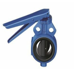 Butterfly Valve - CS - Lever Operated