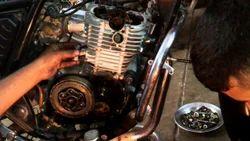 Hero Bike Engine Repair Services