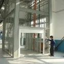 Opera Ms Industrial Goods Lifts, For Industry, Capacity: 3-4 Ton