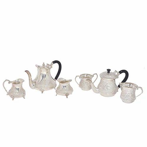 74ec016aac0 Silver Tea Set