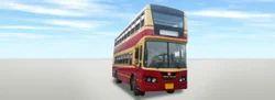 Titan Double Decker BS3 City Bus