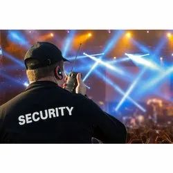 Personal Male Event Security Service, in Client Side