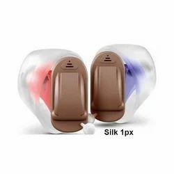 Silk 1px Click Hearing Aid Machine