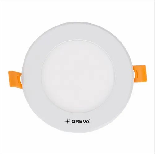 Lighting DL/PL Slim Series ORPL-R4-6W Slim, Input Voltage: 230v Ac - 50hz