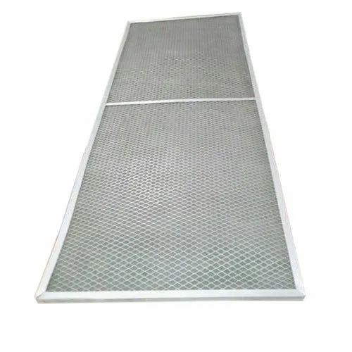 Coated Air Filter