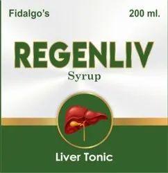 Regenliv Syrup, Packaging Size: 200 Ml, Grade Standard: Medicine Grade
