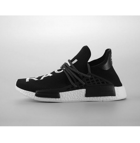 Adidas x Pharrell Williams Hu Human Race NMD (Black) End
