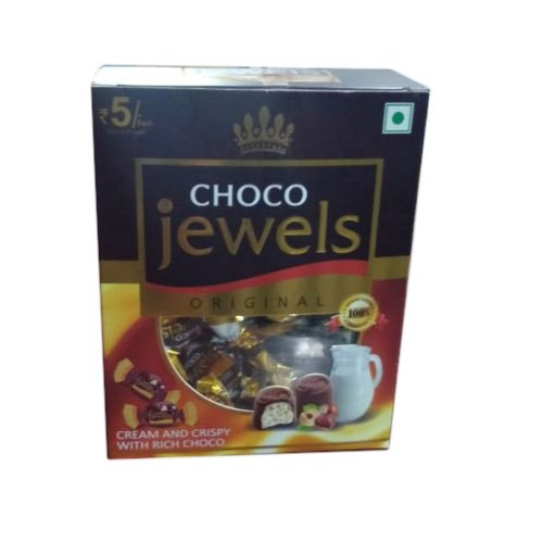 Choco Jewels Milk Chocolate Candy