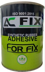 FOAM RUBBER ADHESIVE