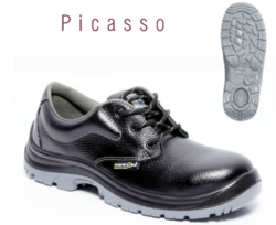Worktoes Dual Density Picasso Safety Shoes