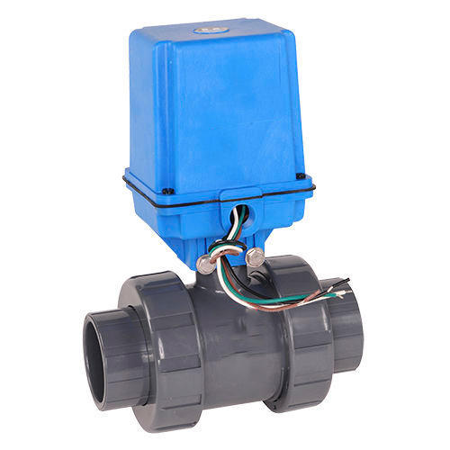 Actuators Valves - Electrically Operated Valves Manufacturer from Ahmedabad