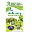 Organic Amla Tulsi Elaichi Juice