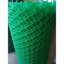 Green Plastic Garden Mesh for Fencing