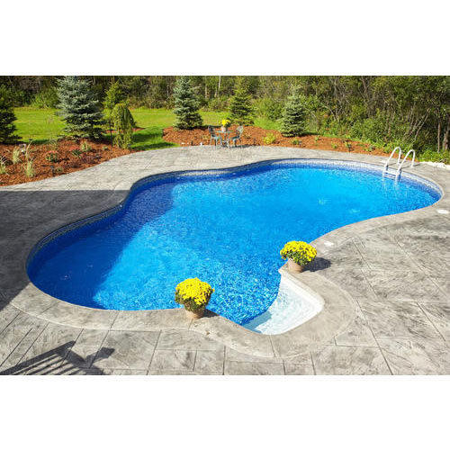 Swimming Pool Installation Service : Resort swimming pool construction service in sai nagar