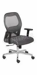 Mesh Executive Chair In Gray Color (VJ-1287)